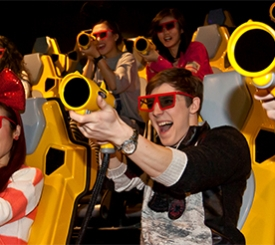 4D Shooting Theater